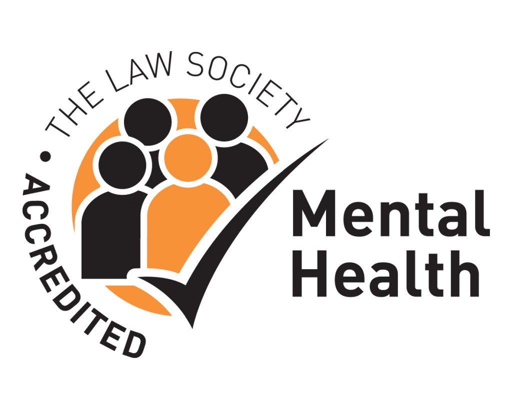 Mental Health Accreditation Logo