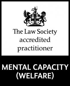 Mental Capacity Accreditation Logo