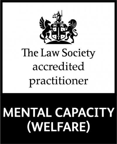 Mental Capacity Accreditation Logo